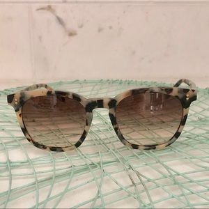 Brand New Bobbi Brown Light Tortoise Sunglasses